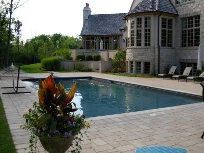 brussels pool deck